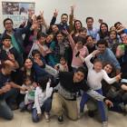 ArteDown realiza seis Encuentros de Inclusión junto a colaboradores de Caja Los Andes